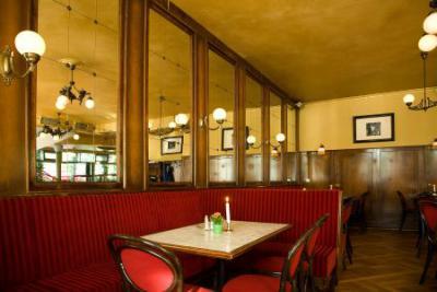 Potsdam Abcde Wiener Restaurant Café