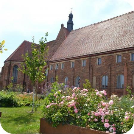 Klostergarten und Musuem