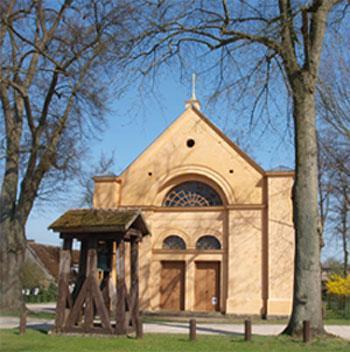 Glockenturm in Annenwalde