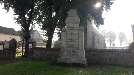Kriegerdenkmal Körbitz 2017