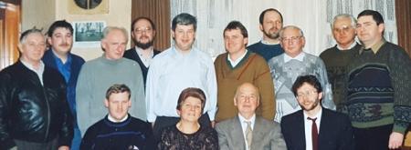 Gründungsversammlung am 05.02.1992