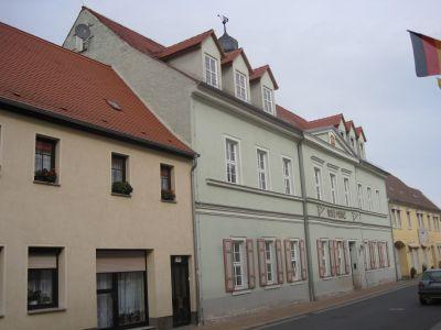 Altes Rathaus Schafstädt - Marktstraße 25