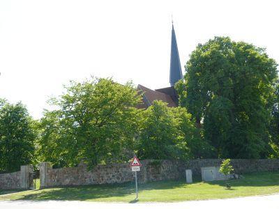 Ansicht aus Hohenselchow