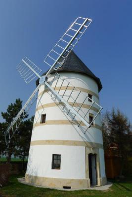 Windmühle Schänitz