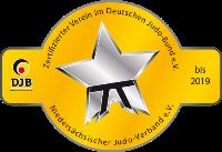 Wir wurden für unser besonderes Engagement vom Deutschen Judo Bund zertifiziert.