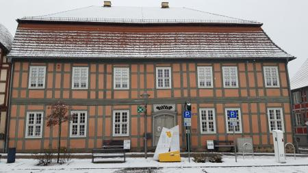 Wegemuseum im Winte,Foto:wegemuseum