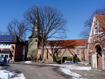 Kirche Hollenstedt 2