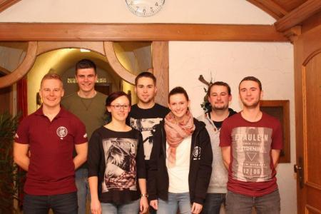 Das Team der Vorstandschaft