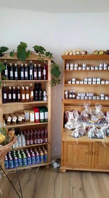Öl-, Essig- und Weinspezialitäten