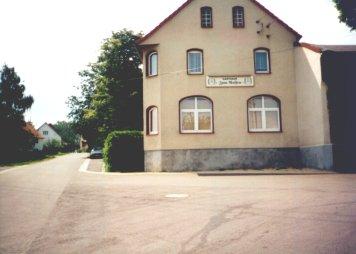 Das im Kemnitzer Ortsteil Russen befindliche Gasthaus