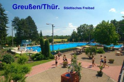 Das Freibad der Stadt Greußen (Quelle: http://www.panoramio.com/photo/4772214).