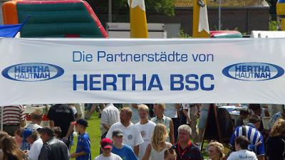 Hertha Partnerstädte