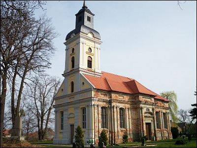 Barockkirche Karow
