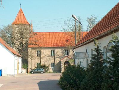 Kirche in Manschnow