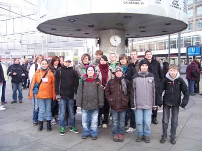 Jugendklub auf Reisen, Berlin