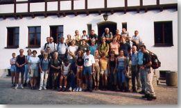 Drei-Tage-Wanderung in der Dahlener Heide vom 30.08. bis 01.09.2002