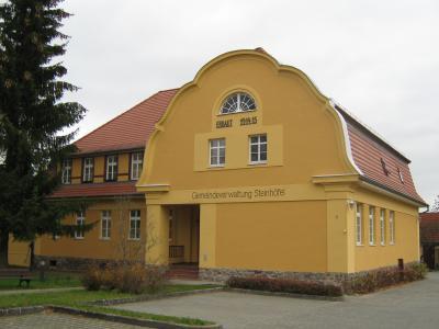 Verwaltungsgebäude Steinhöfel