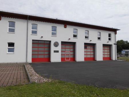Feuerwehrhaus Stadtlengsfeld, Im Gewerbepark 9