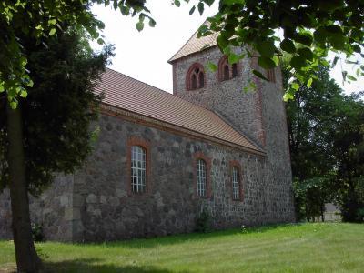 Kirche in Rohlsdorf