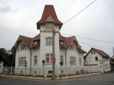 Ärztehaus Schafstädt - Bahnhofstraße 15