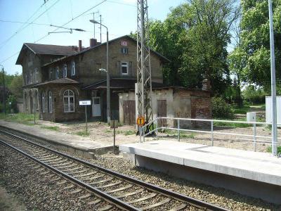 Bahnhof Nechlin