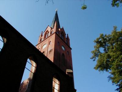 Stüler-Kirche