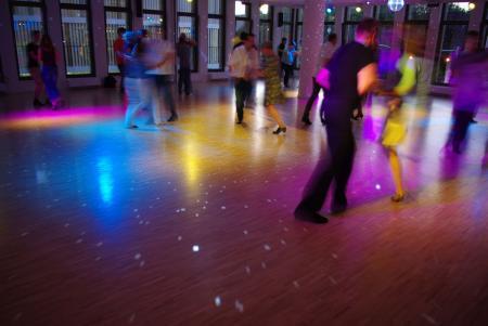 Blick in den Tanzsaal