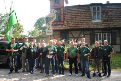 Angelverein bei der 700-Jahrfeier 2013
