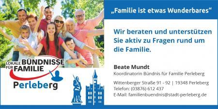 Anzeige Familienbündnis