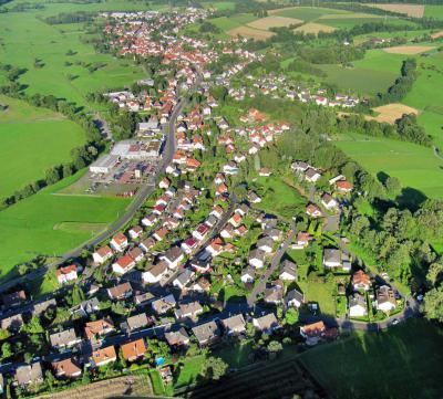 Luftaufnahme Aufenau-West