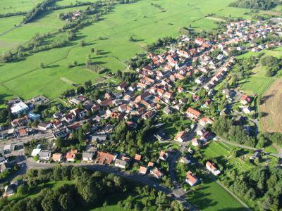 Luftaufnahme Aufenau-Ost