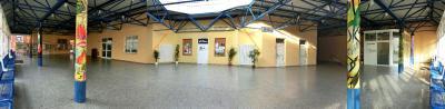 Aula Heinrich-Zille-Str. 9a von innen