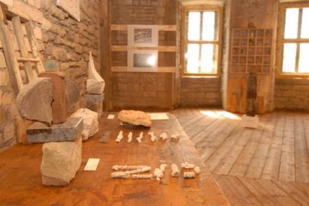 Ausstellung im Borlachturm