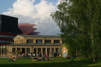 Potsdam Abcde Fabrik Potsdam Internationales Zentrum Für Tanz Und