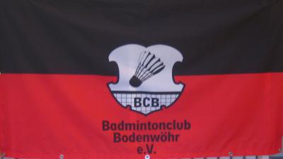 Flagge Badmintonclub Bodewöhr e.V.