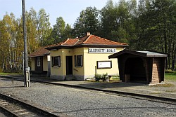 Bahnhof Silberhütte