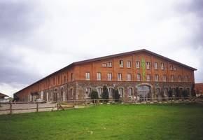Die größte Feldsteinscheune Deutschlands in Bollewick