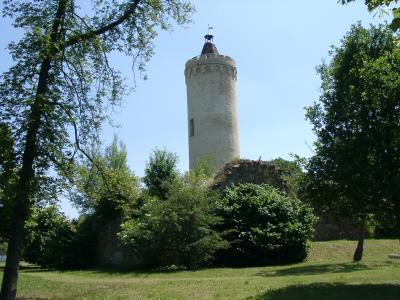 Bornsdorfer Schloßturm
