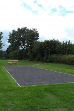 Fitnessgeräte im Generationenpark