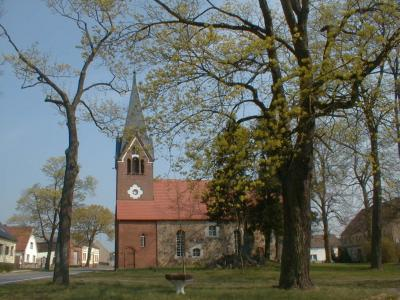 Kirche in Buckow