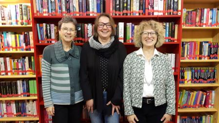 Silvia Castin, Birgitt Müller, Jutta Lerch-Greb