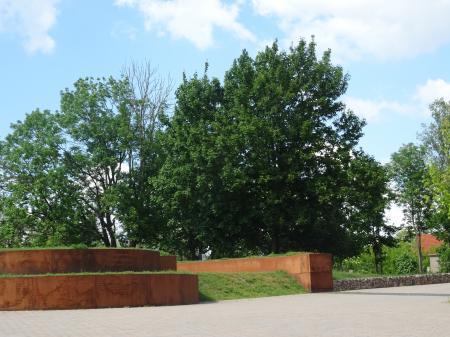 Burg Lebus Foto: Info Punkt Lebus