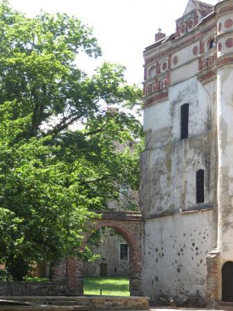 Altes und Neues Schloss in Freyenstein