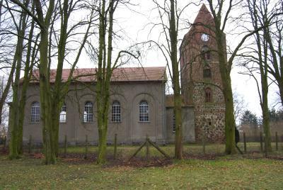 Kirche Buschow