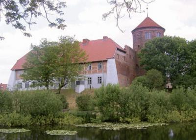 Burg Neustadt-Glewe