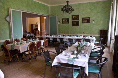 Familienfeiern und Geburtstage im Gutshaus