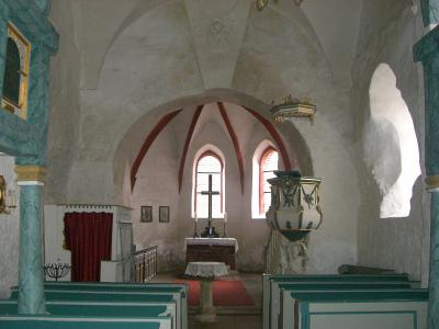 St. Andreas Kirche zu Hohlstedt