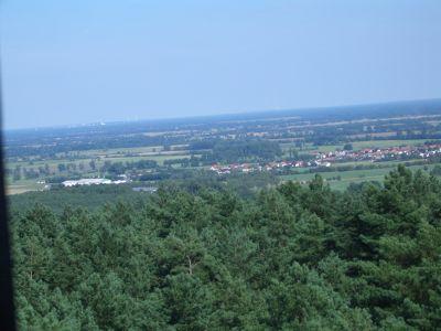 Blick nach Hirschfeld