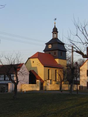 Kirche in Teichwitz