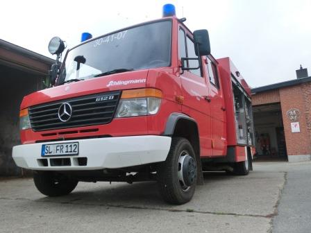 Feuerwehrfahrzeug TSF-W